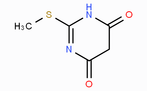4,6-Dihydroxy-2-methythiopyrimidine