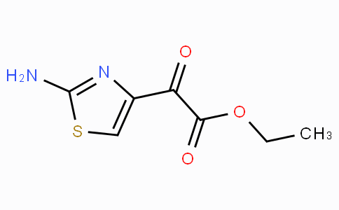 Ethyl 2-(2-aminothiazol-4-yl)glyoxylate
