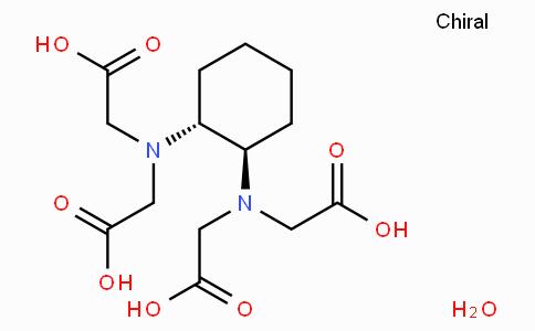 trans-1,2-Cyclohexylenedinitrotetraacetic acid hydrate