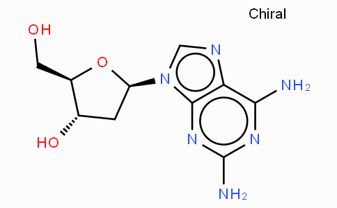 2,6-Diaminopurine 2'-deoxyriboside