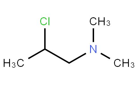 2-Dimethylaminoisopropyl chloride hydrochloride