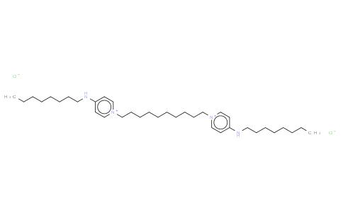 N,N'-(decane-1,10-diyldi-1(4H)-pyridyl-4-ylidene)bis(octylammonium) dichloride