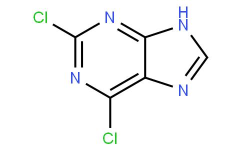 2,6-Dichloro-9H-purine