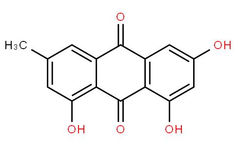 1,3,8-Trihydroxy-6-methylanthracene-9,10-dione