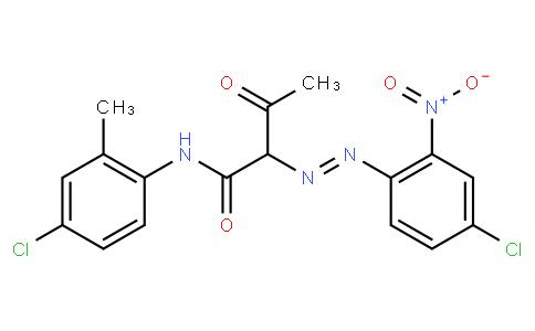 N-(4-Chloro-2-methylphenyl)-2-[(4-chloro-2-nitrophenyl)azo]-3-oxobutanamide