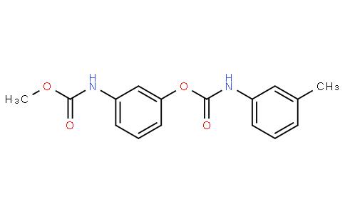 3-((Methoxycarbonyl)amino)phenyl m-tolylcarbamate