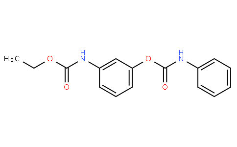 [3-[[(Phenylamino)carbonyl]oxy]phenyl]carbamic acid ethyl ester