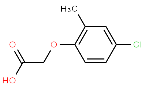 2-Methyl-4-chlorophenoxyacetic acid