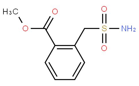 o-Carbomethoxybenzyl sulfonamide
