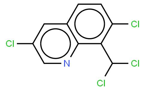 3,7-dichloro-8-dichloro methyl quinoline