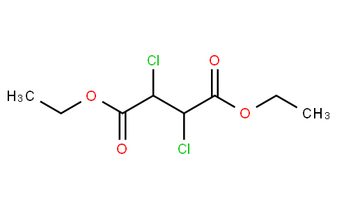 Diethyl 2,3-dichlorobutanedioate