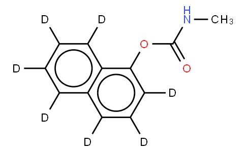 CARBARYL-D7 (NAPHTHYL-D7)