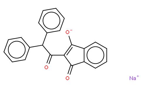 Diphacinone,sodium salt