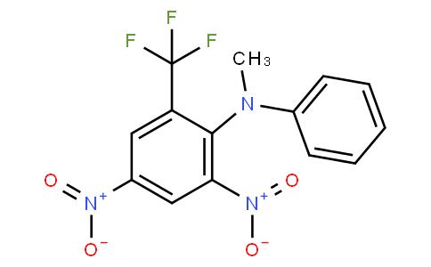 N-Methyl-2,4-dinitro-N-phenyl-6-(trifluoromethyl)aniline