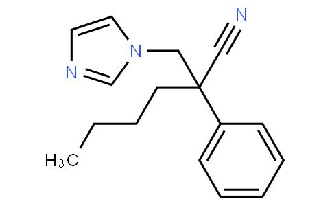 alpha-butyl-alpha-phenyl-1H-imidazole-1-propiononitrile