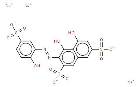 Acid chrome blue K