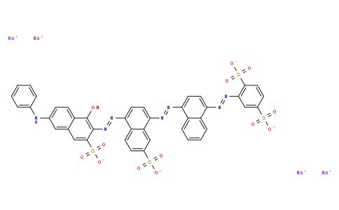 tetrasodium 2-[[4-[[4-[[1-hydroxy-6-(phenylamino)-3-sulphonato-2-naphthyl]azo]-7-sulphonato-1-naphthyl]azo]-1-naphthyl]azo]benzene-1,4-disulphonate