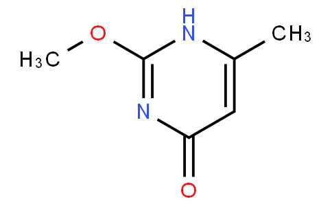 2-METHOXY-6-METHYL-4(1H)-PYRIMIDINONE