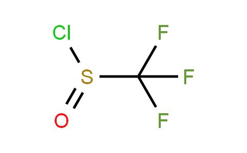 TRIFLUOROMETHYL SULFINYL CHLORIDE