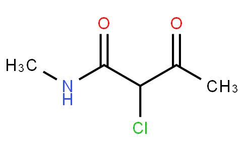 2-CHLORO-N-METHYLACETOACETAMIDE
