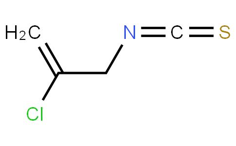 2-chloro-3-isothiocyanato-prop-1-ene