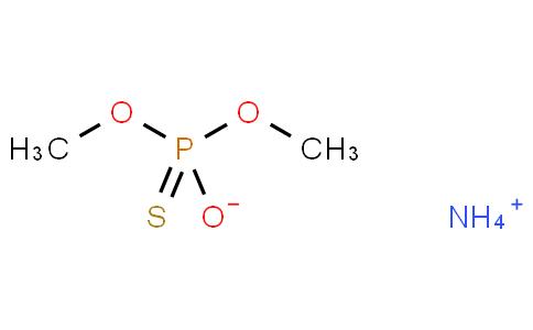 ammonium O,O-dimethyl thiophosphate