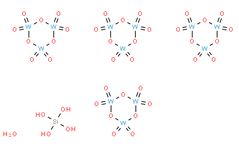SILICOTUNGSTIC ACID HYDRATE