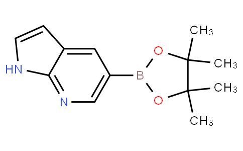 5-(4,4,5,5-tetramethyl-1,3,2-dioxaborolan-2-yl)-1H-pyrrolo[2,3-b]pyridine
