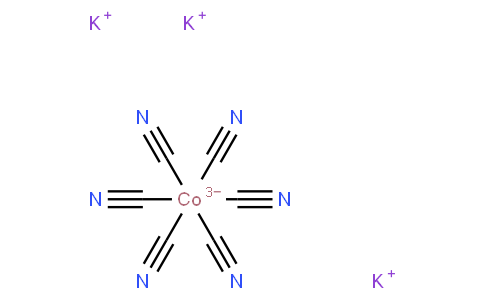 Potassium hexacyanocobaltate(III)