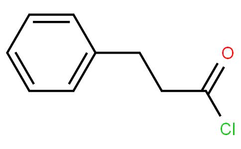 Hydrocinnamoyl chloride