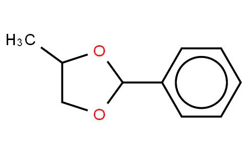Benzaldehyde propylene glycol acetal