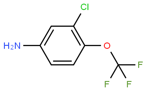 3-Chloro-4-(trifluoromethoxy)aniline