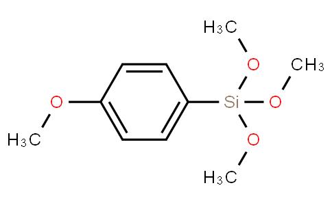 4-METHOXYPHENYLTRIMETHOXYSILANE