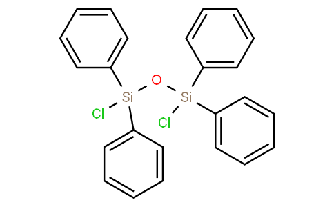1,3-DICHLOROTETRAPHENYLDISILOXANE