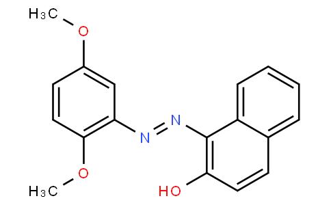 1-[(2,5-dimethoxyphenyl)azo]-2-naphthol