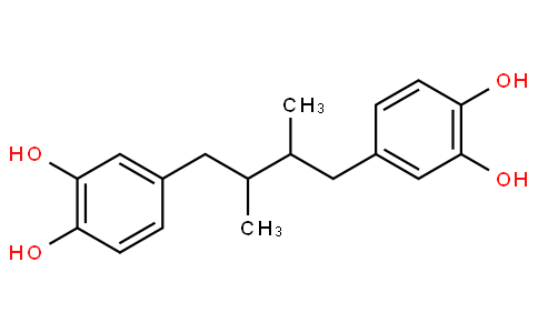 Nordihydroguaiaretic acid