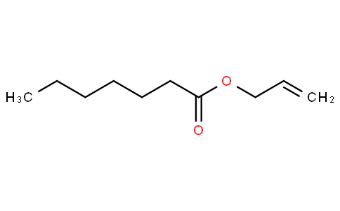 Allyl heptanoate