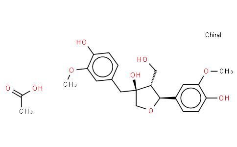 Olivil Monoacetate