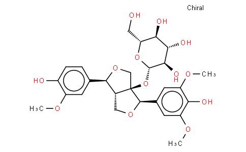 Fraxiresil 1-O-glucoside