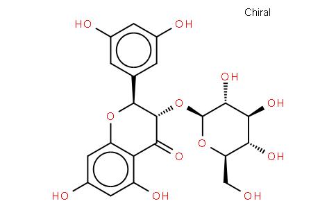 taxifolin-3-glucopyranoside