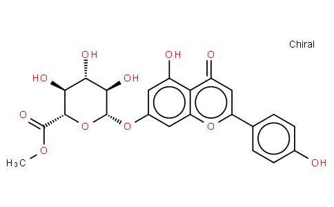 Apigenin 7-O-methylglucuronide