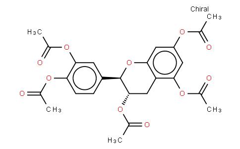 (+)-Catechin-pentaacetate