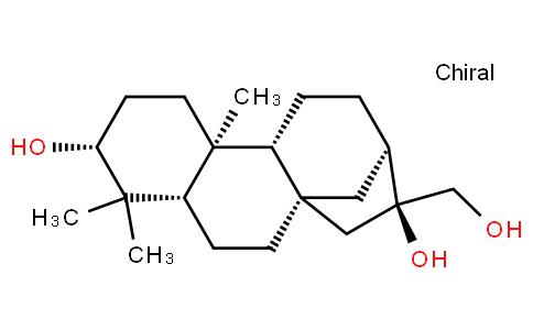 ent-kaurane-3,16,17-triol