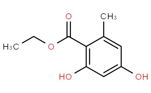2,4-DIHYDROXY-6-METHYLBENZOIC ACID ETHYL ESTER