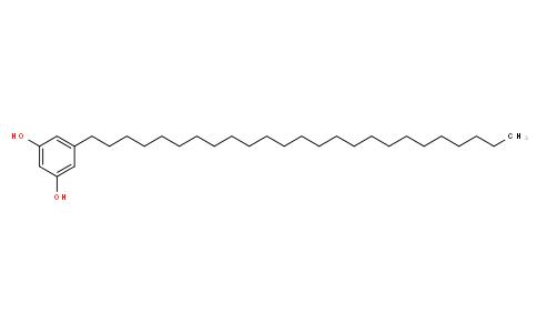 1,3-DIHYDROXY-5-PENTACOSYLBENZEN