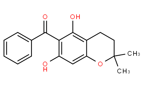 6-Benzoyl-5,7-dihydroxy-2,2-diMethylchroMane