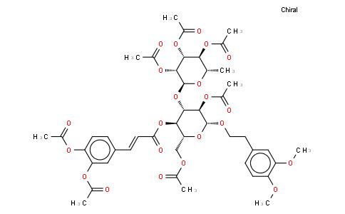 Brachyside heptaacetate