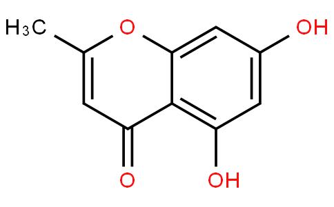 2-Methyl-5,7-dihydroxychromone