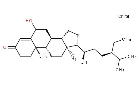 6-Hydroxystigmast-4-en-3-one