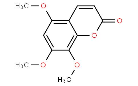 5,7,8-Trimethoxycoumarin